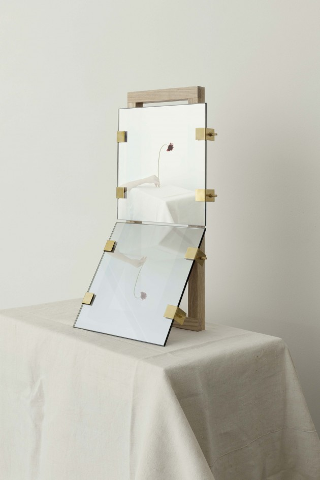 rENs MIRROR IMAGE brass elements