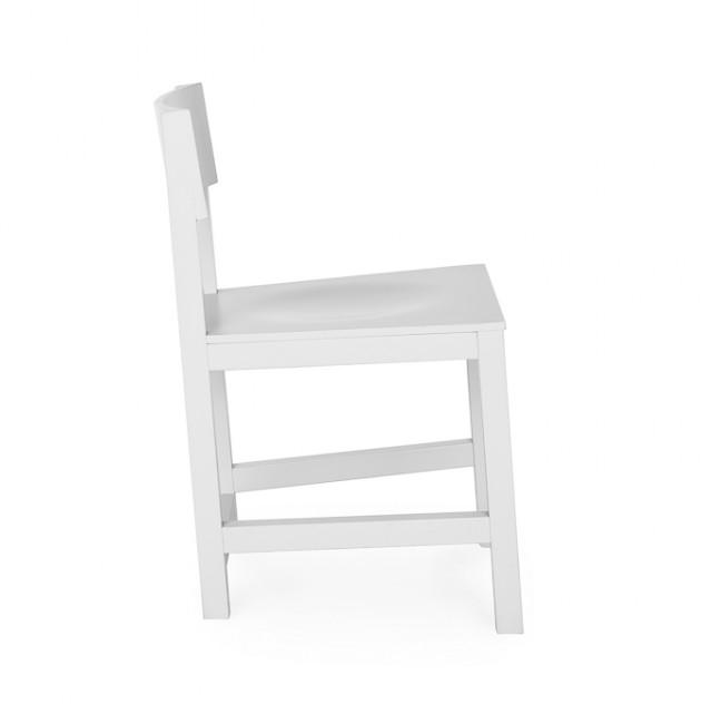 AVL Office Chair Atelier van Lieshout Lensvelt grey side view