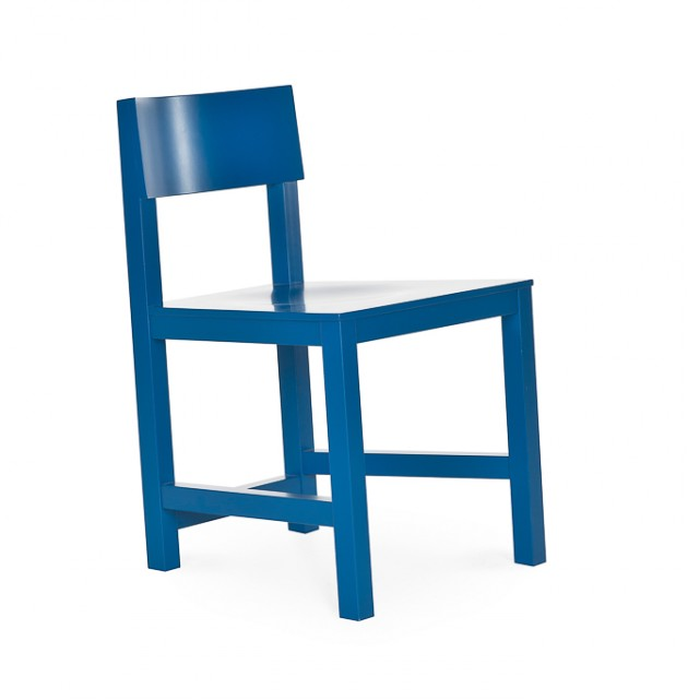 AVL Shaker Chair Atelier van Lieshout Lensvelt blue - Gimmii