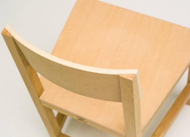 AVL Shaker Chair Atelier Van Lieshout for Lensvelt - Gimmii
