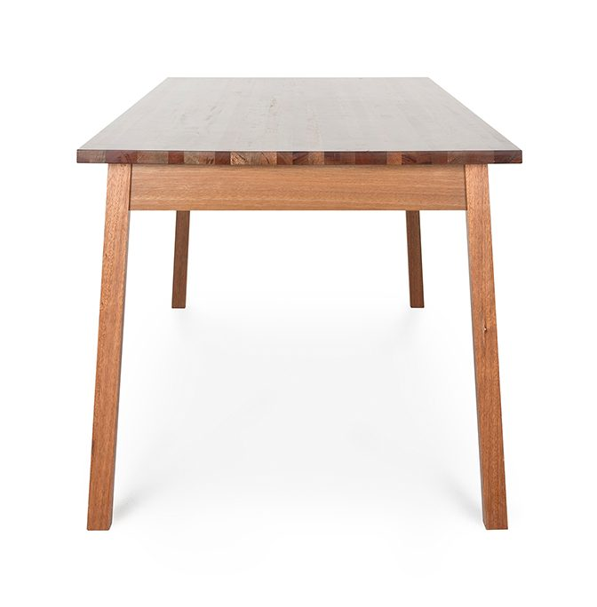 AVL Shaker Table Atelier van Lieshout Lensvelt mixedwood – Gimmii shop