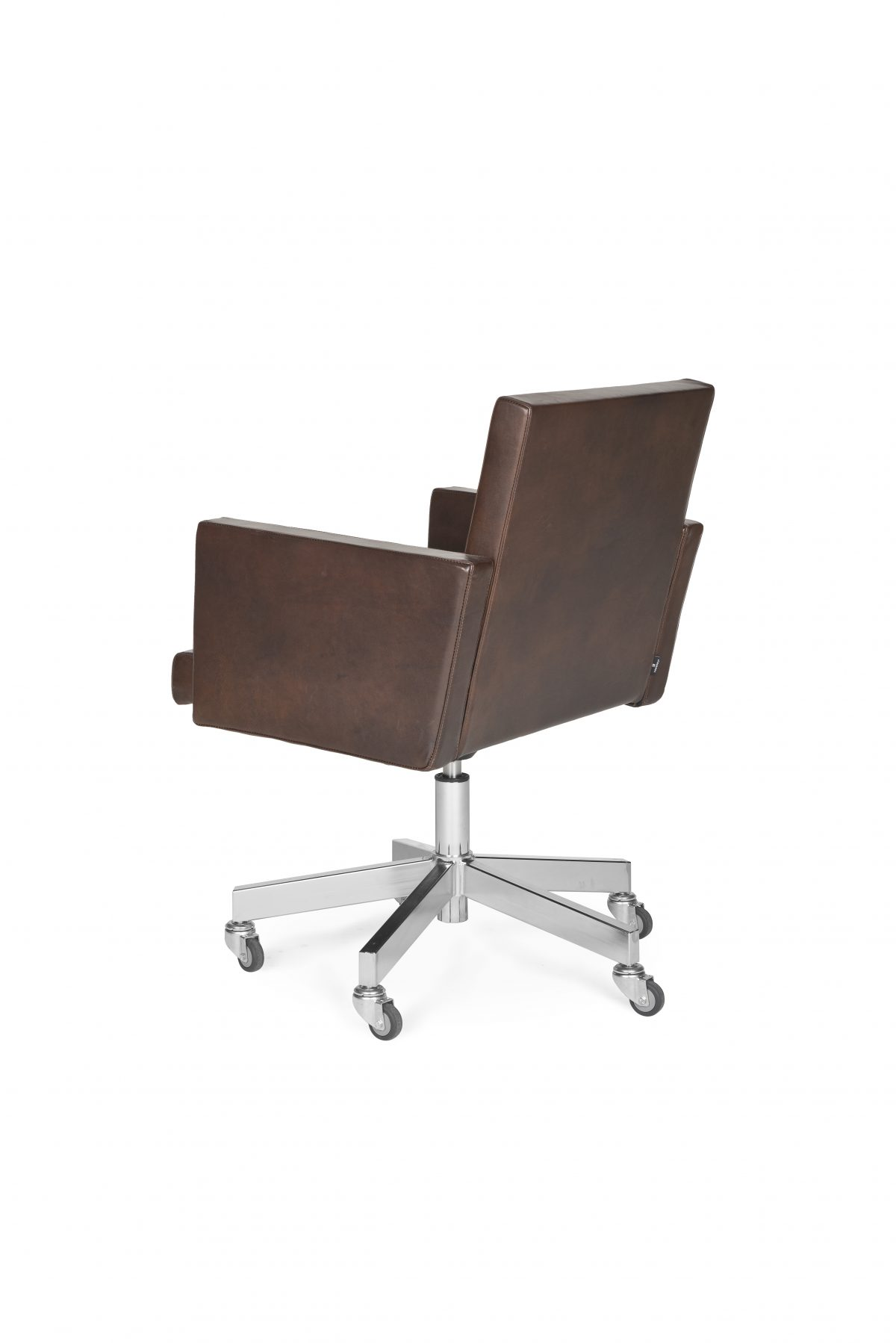 AVL office chair bureaustoel Old Saddle leer Lensvelt – gimmii shop