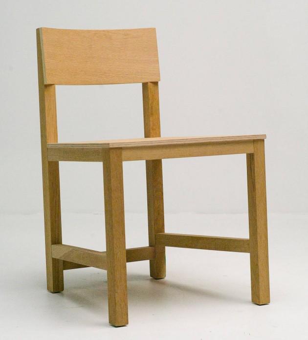AVL Shaker Chair oak/eiken Lensvelt - Gimmii