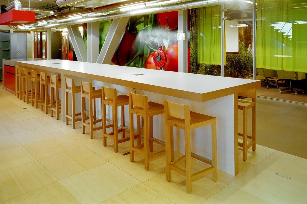 Atelier van Lieshout Lensvelt AVL Shaker Barstool Unilever Rotterdam