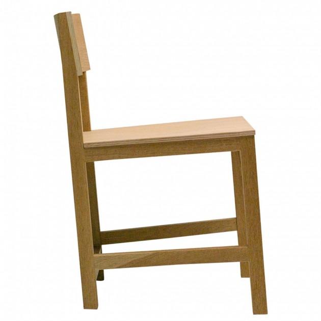 Atelier Van Lieshout AVL Shaker chair oak for Lensvelt - Gimmii shop