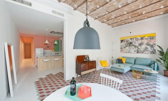 Barcelona-Tyche-Apartment-Colombo-Serboli-CaSA-architects