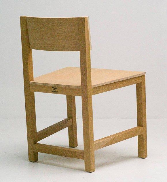 Lensvelt AVL Shaker Chair eiken – Gimmii