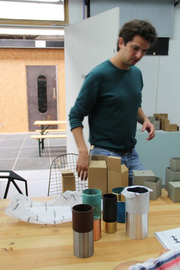 Lex Pott studio visit Gimmii