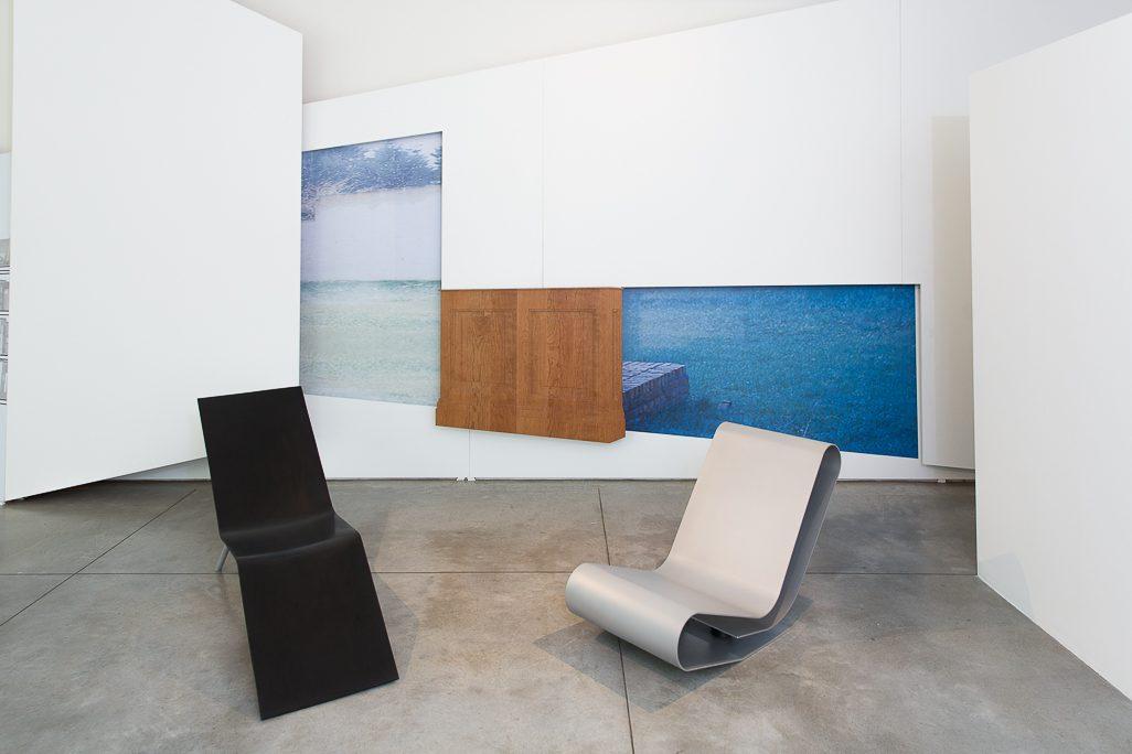 MVS CHL95 Maarten van Severen Lensvelt Salone del Mobile Milan 2014 installation by OMA