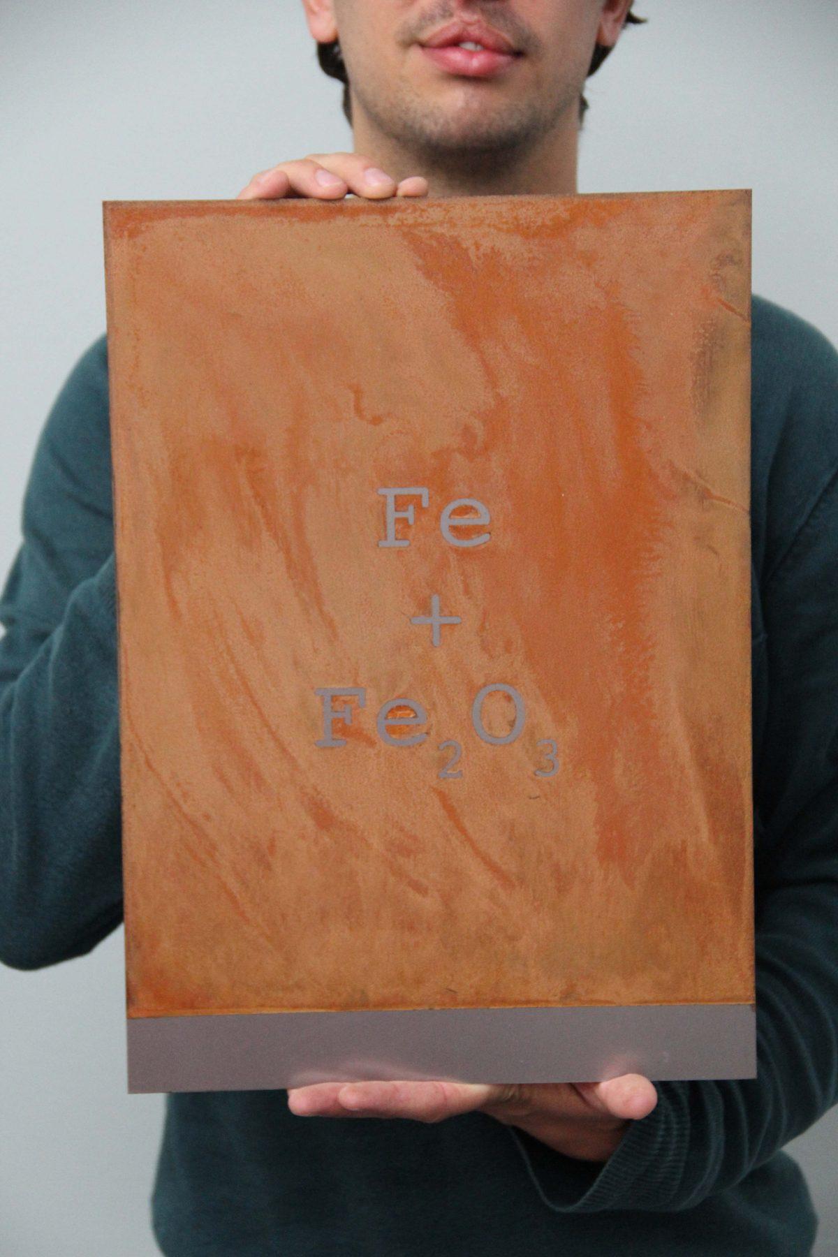 True Colours Panel Lex Pott iron foto Gimmii