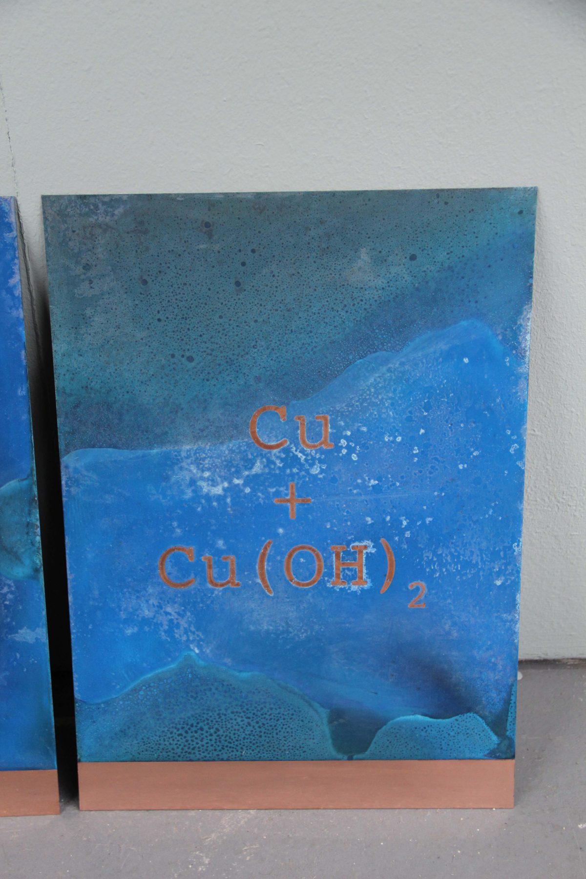 Truecolors Panel Lex Pott koper oxidatie Gimmii shop -foto Gimmii