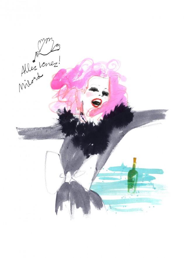 17_flaskpost-mademoiselle-Lovisa Burfitt-illustratie