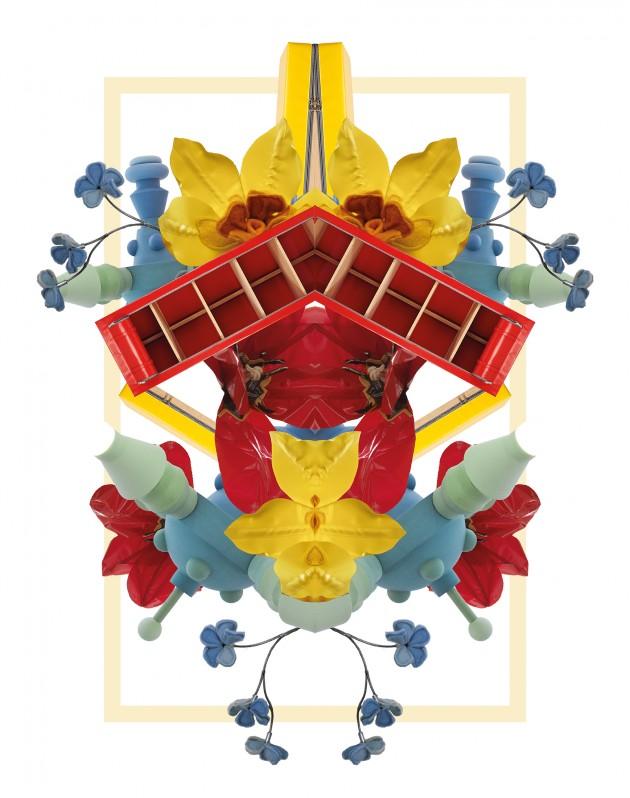 Kassiewijle Mirror project van Visser & Meijwaard