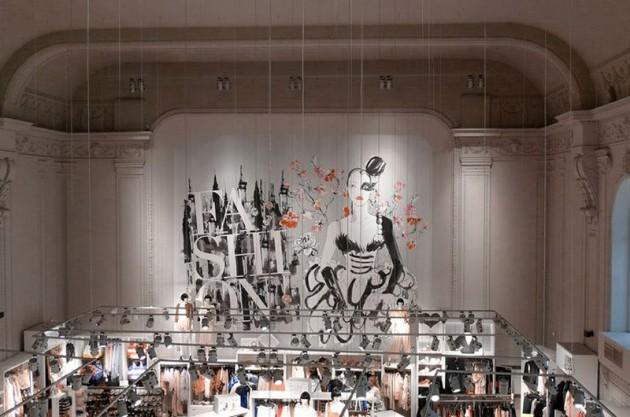 Lovisa Burfitt-fashion-H&M