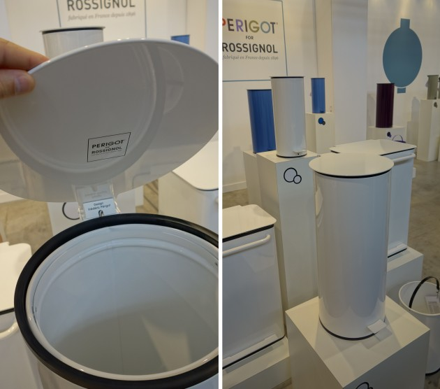 Rossignol containers at Maison&Objet photo MarcVanderVoorn - Gimmii