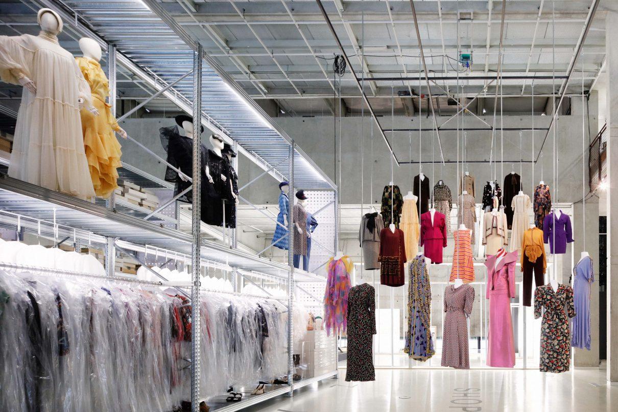 Temporary Fashion Museum & Studio Makkink&Bey