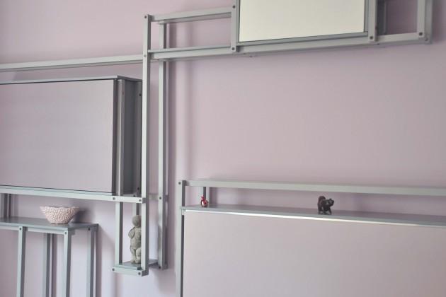 Tv meubel 24 mm systeem van arend groosman gimmii - Treku meubels ...
