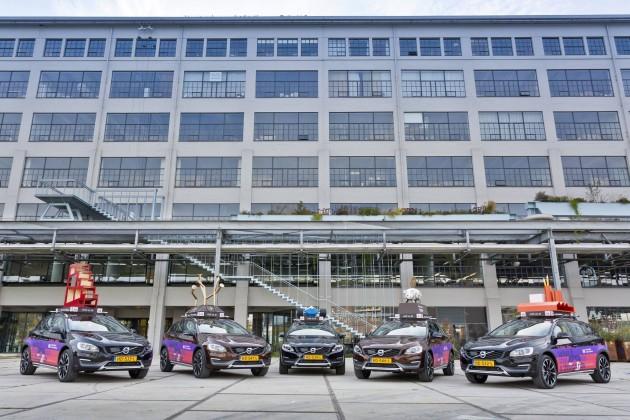 DDW 2015 Volvo design rides Eindhoven - Gimmii
