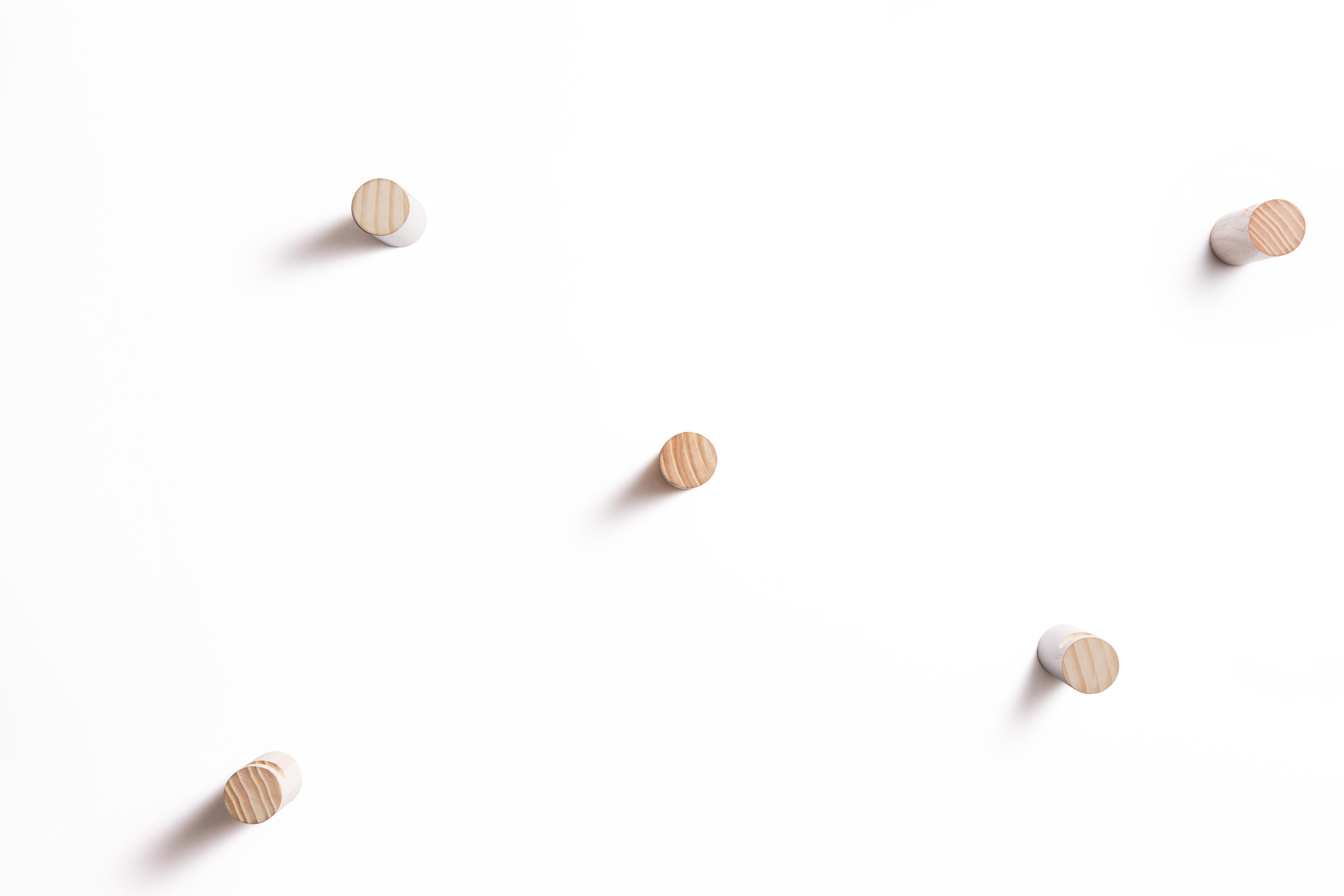 stilst handle haken van hout kopen bestel online bij gimmii dutch design. Black Bedroom Furniture Sets. Home Design Ideas