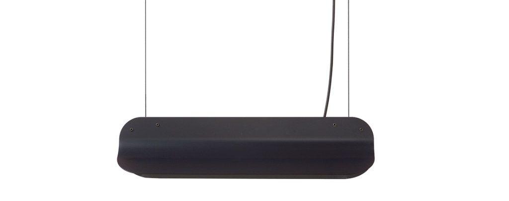 Long Shade hanglamp LED400 RAL5004 blackblue Vij5 met Daphna Laurens – Gimmii