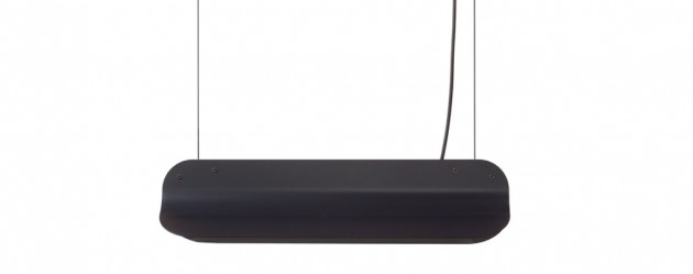 Long Shade hanglamp LED400 RAL5004 blackblue Vij5 met Daphna Laurens - Gimmii