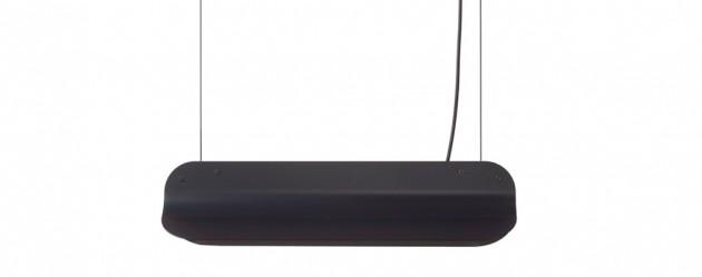 Long Shade hanglamp LED400 RAL5004 blackblue Vij5 met Daphna Laurens - Gimmii