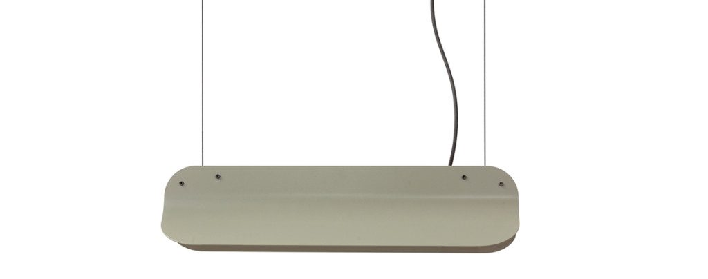 Long Shade hanglamp LED400 RAL7003 mosgrey Vij5 – Gimmii