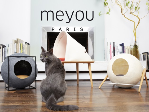 design kattenmand van meyou paris gimmii. Black Bedroom Furniture Sets. Home Design Ideas