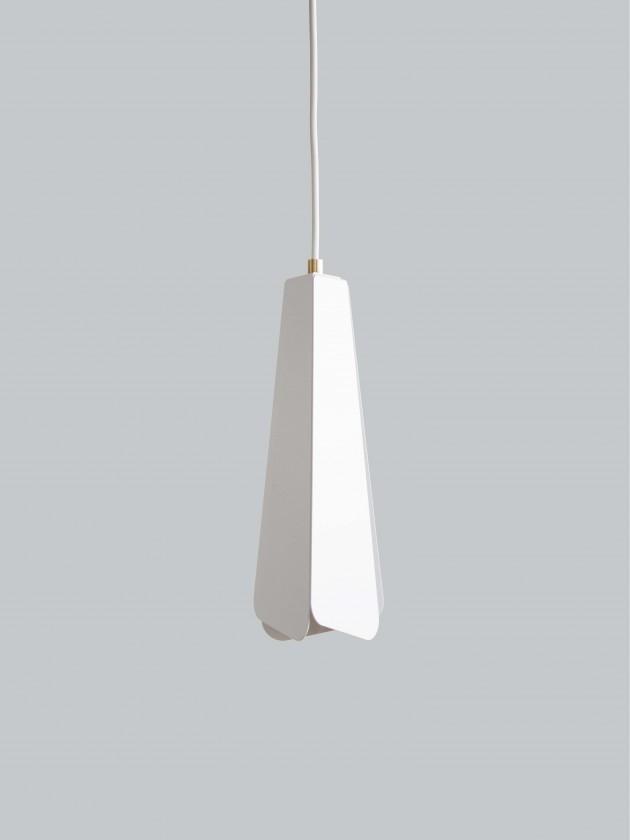 Oato Invert hanglamp wit - Gimmii