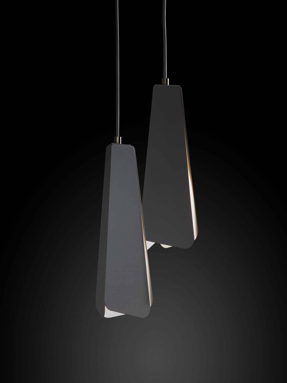 Oato invert pendants light on