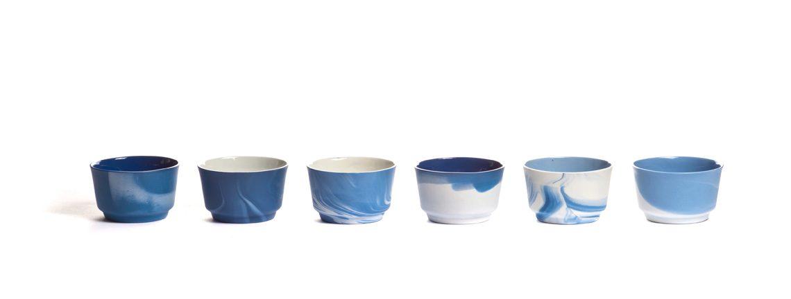 Pigments & Porcelain cappuccino cobalt Vij5 – Gimmii