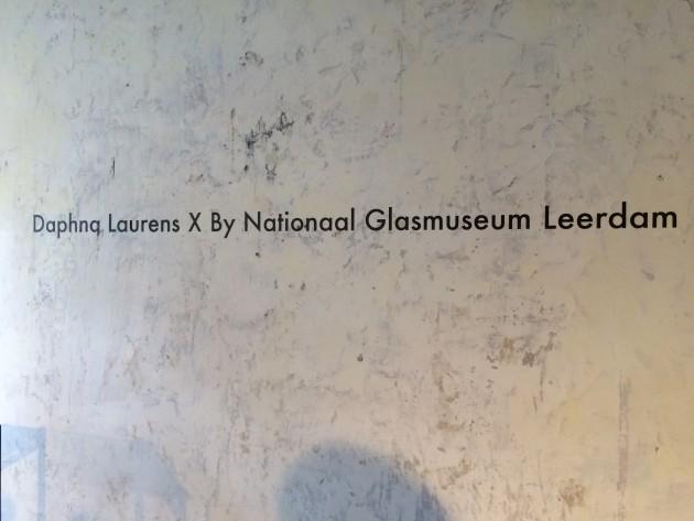Daphna Laurens x Nationaal glasmuseum Leerdam DDW - foto Gimmii