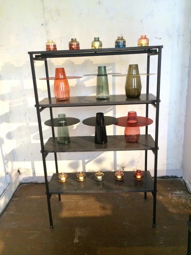 Daphna Laurens & Nationaal glasmuseum Leerdam DDW - foto Gimmii