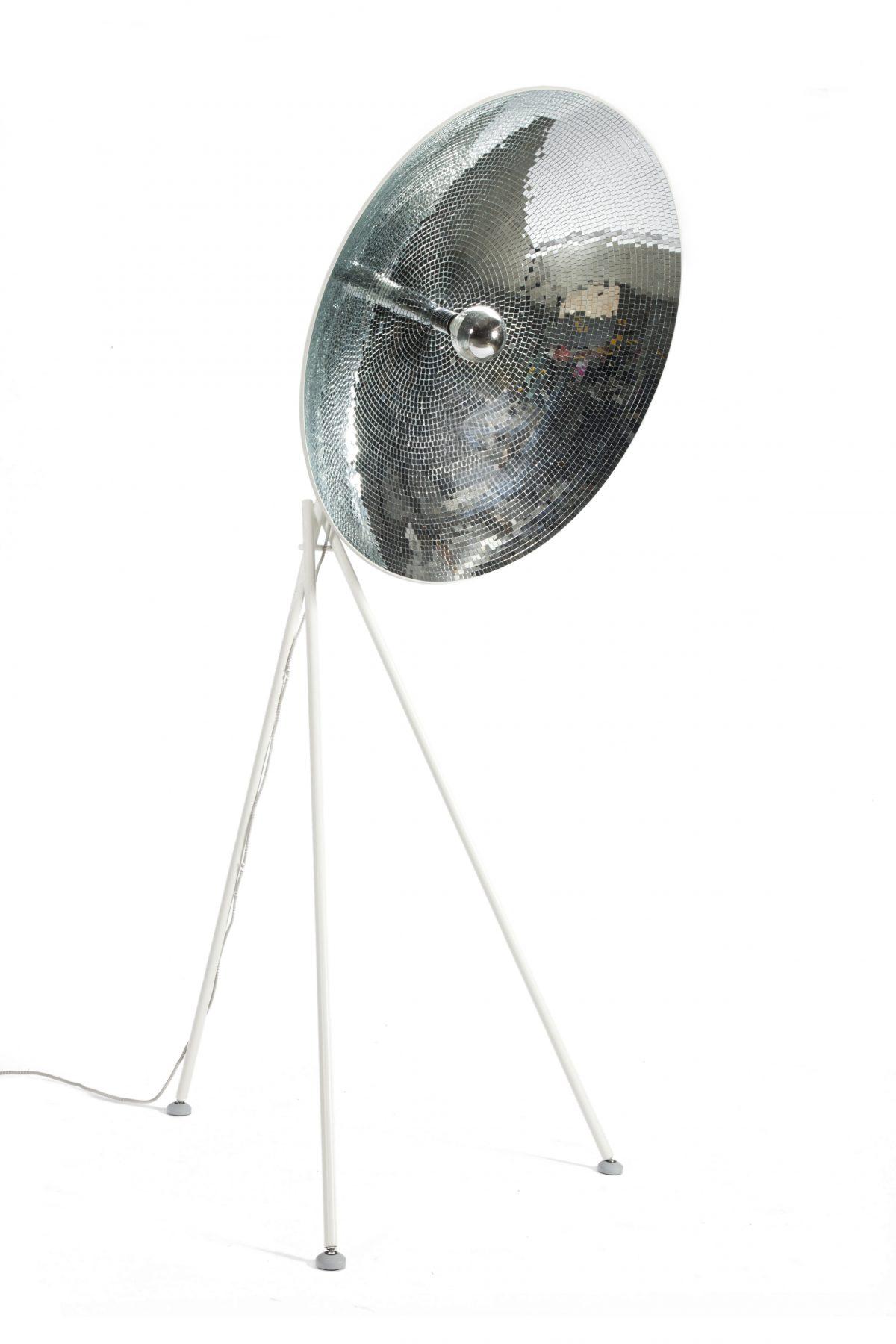 Disco dish vloerlamp dhph Bertjan Pot – Gimmii