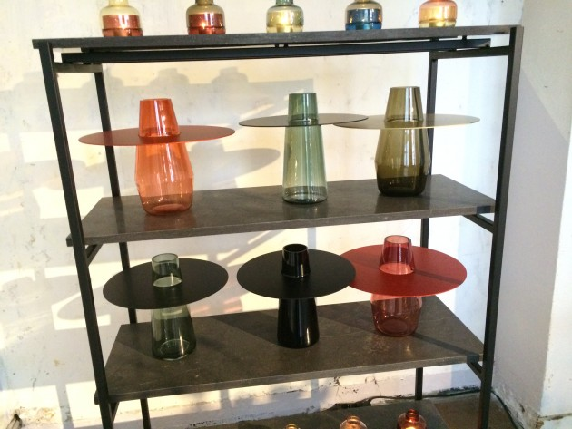 Formy en Disko Daphna Laurens & Nationaal glasmuseum DDW - foto Gimmii