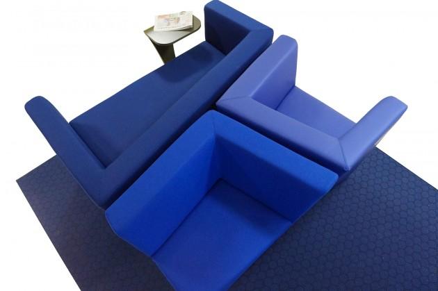 STONE seating concept Lensvelt