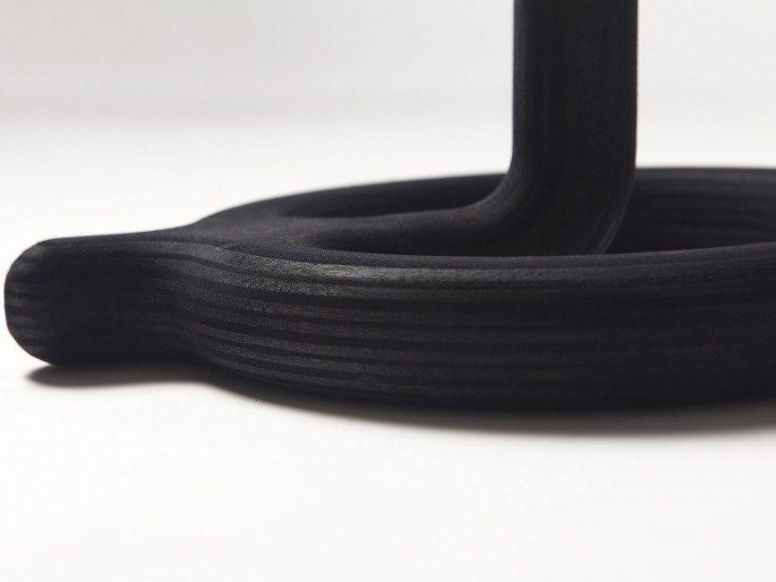 Studio Roex Streamlined light tafellamp voet antraciet – Gimmii