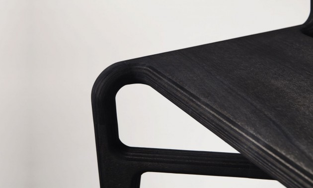 Studio Roex streamlined chair detail - Gimmii