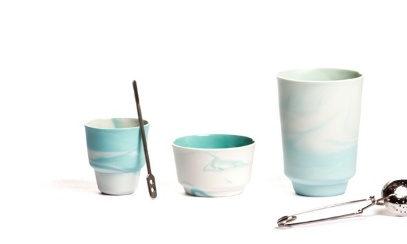 Kopjes Pigments Porcelain mint Vij5 Alissa+Nienke - Gimmii