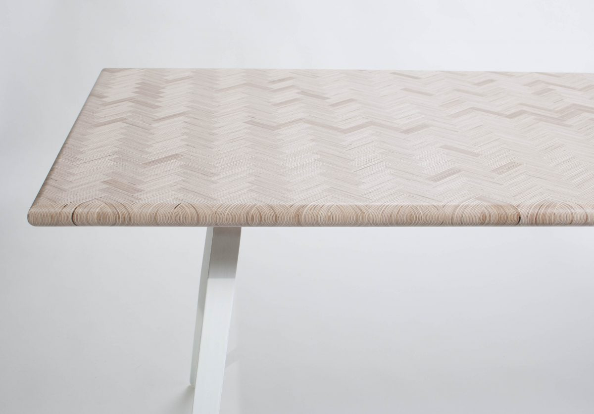 Atelier Rick Tegelaar Constructed Surface Table – Gimmii