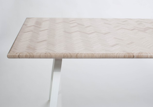 Atelier Rick Tegelaar Constructed Surface Table - Gimmii