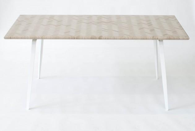 Constructed Surface tafel berken Rick Tegelaar - Gimmii