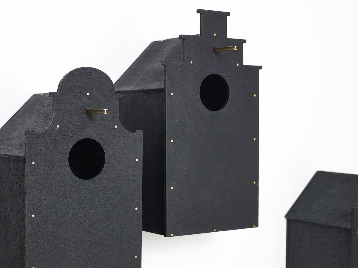 Frederik Roije CANAL BIRDHOUSE both vogelhuisje – Gimmii