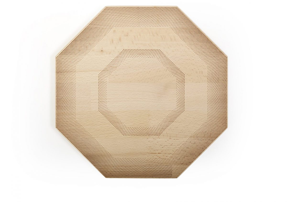 Frederik Roije SHADES OF PLATES OCTAGON-achthoek—Gimmii