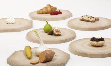 Hedendaagse vertaling van borden uit Gouden eeuw