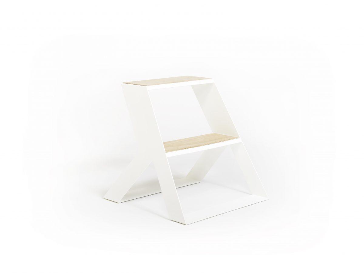 Frederik Roije SPLIT STEP WOOD wit multifunctional design – Gimmii