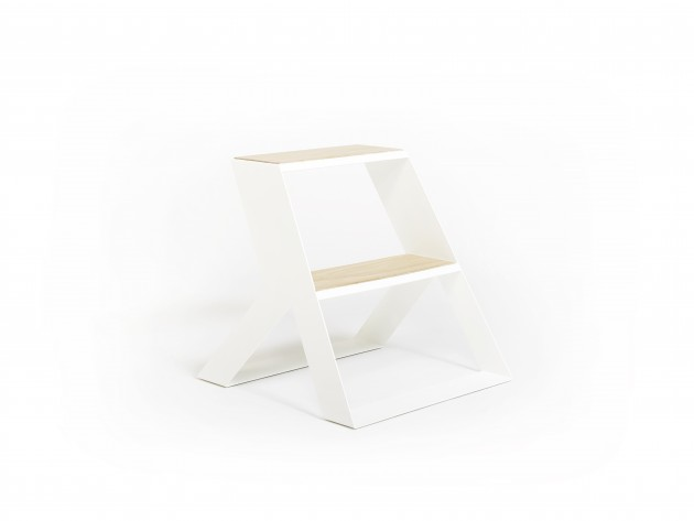 Frederik Roije SPLIT STEP WOOD wit multifunctional design - Gimmii