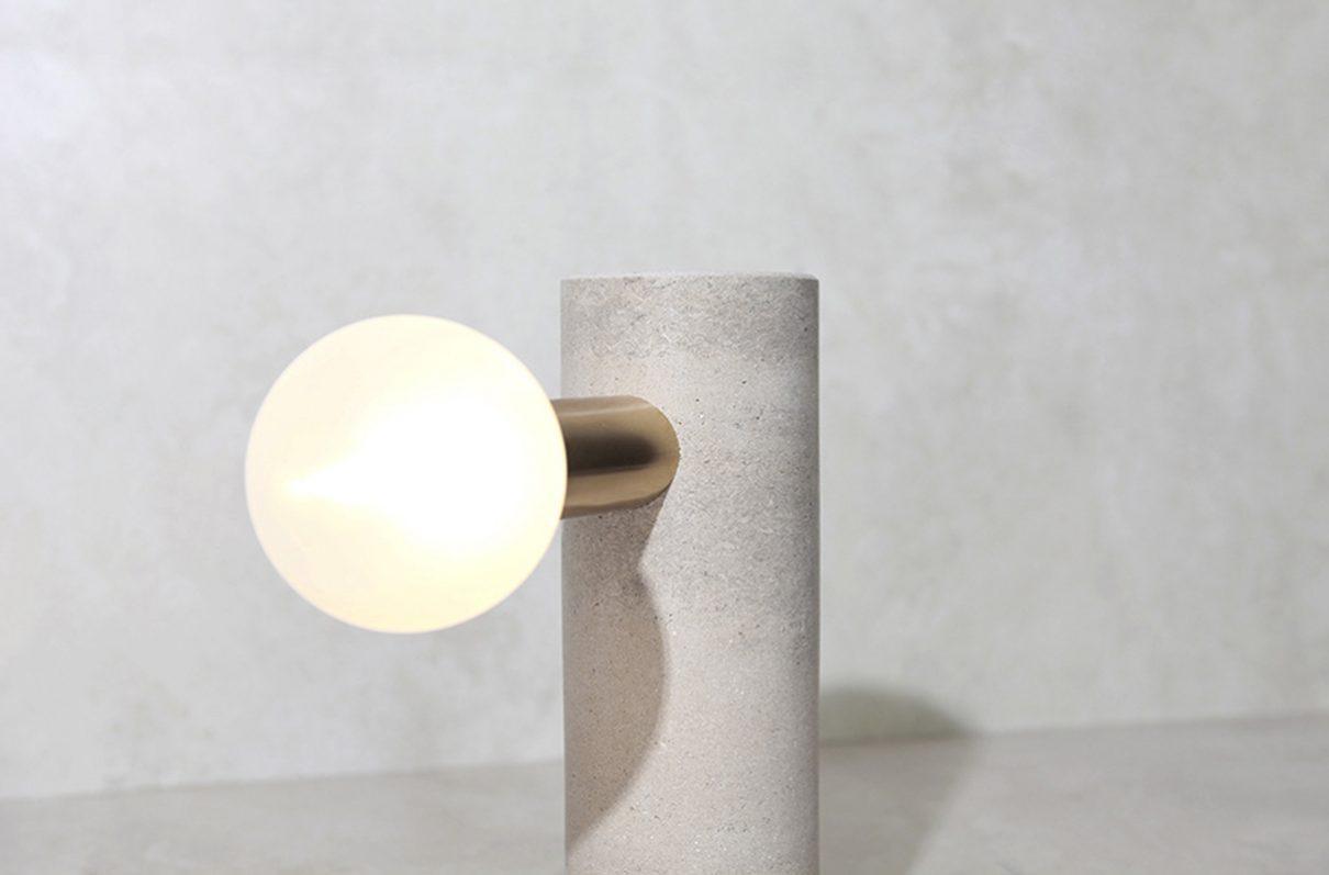 Jurrasic light 117; mooi door eenvoud