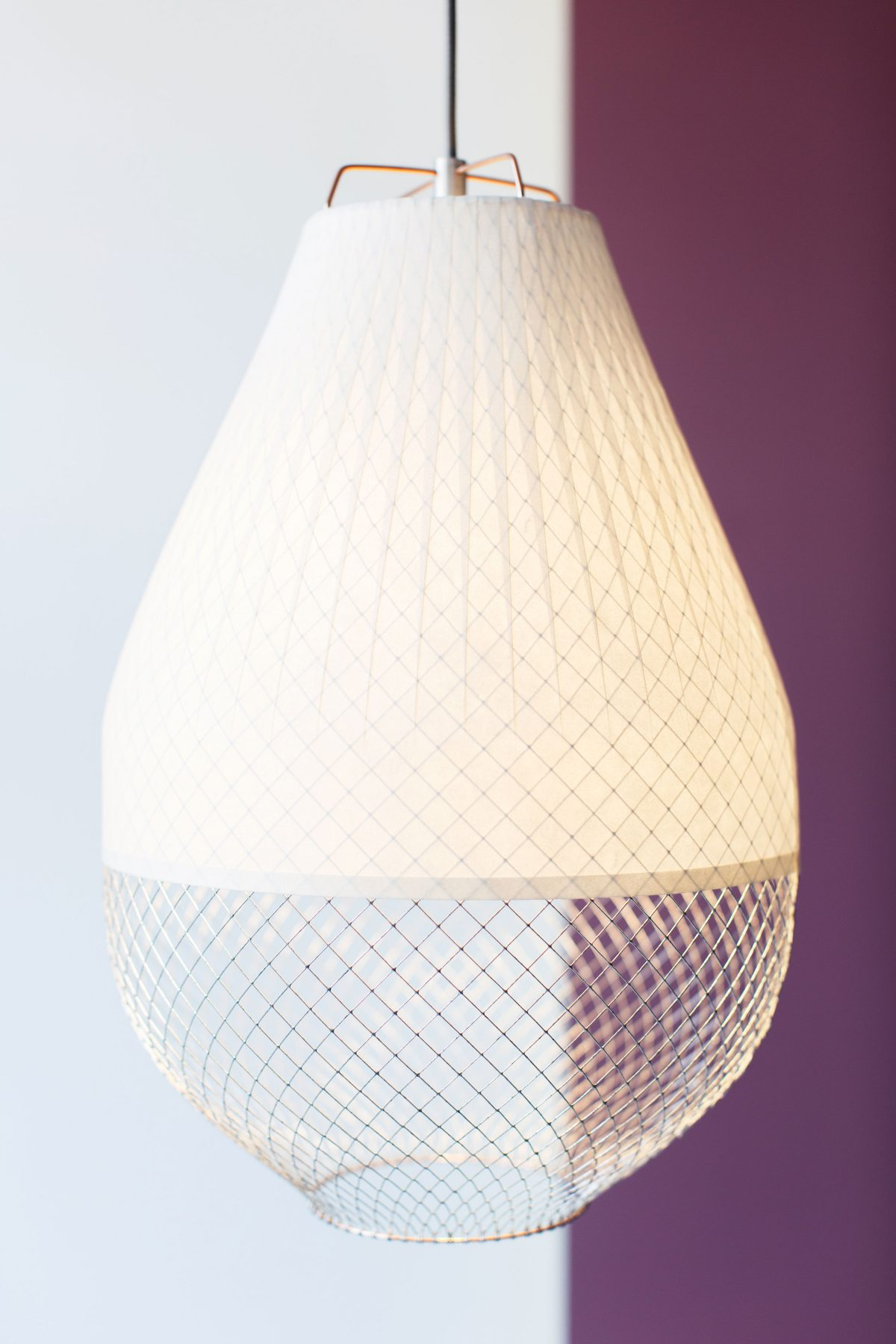 Rick Tegelaar Meshmatics hanglamp gimmii