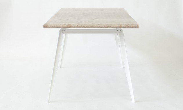 Rick Tegelaar Tafel Constructed Surface Table - Gimmii